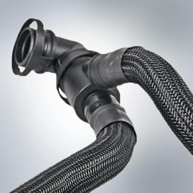 GREMCO Fitcoflex© Gewebeschlauch abriebfest