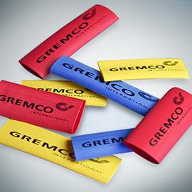 GREMCO Hersteller Fitcotube® mit individueller Bedruckung