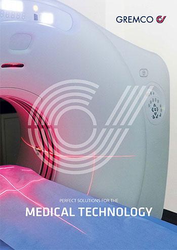 GREMCO medicine brochure
