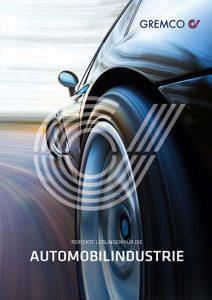GREMCO Automobil Broschüre