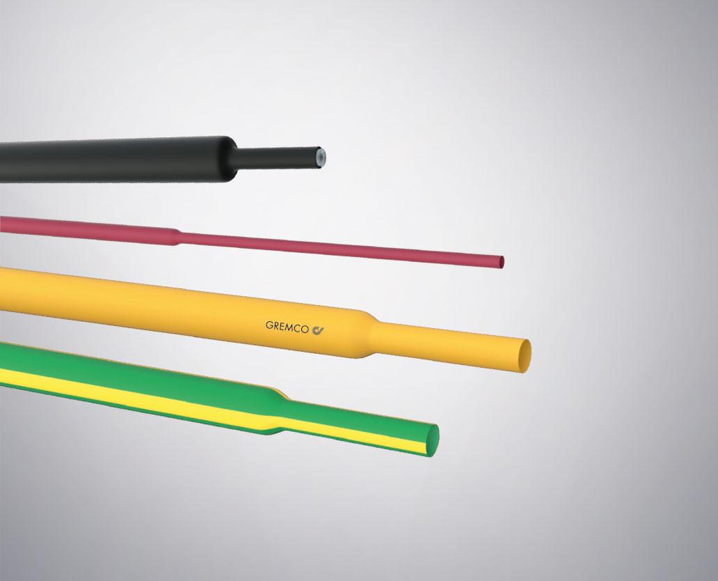 GREMCO Fitcotube© heat shrink tubes aviation