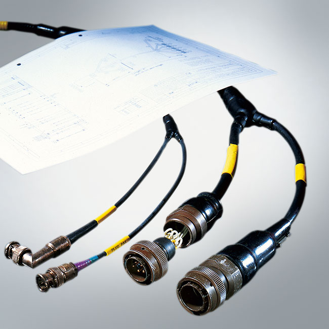 GREMCO Wires&Cables Cable harnesses for every application