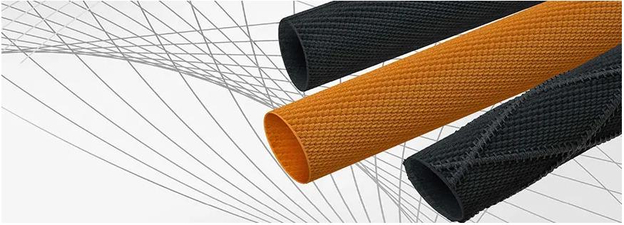 GREMCO Fitcoflex braided tube