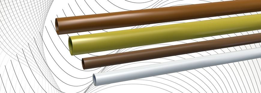 PTFE Liner als Innenauskleidung von Bowdenzügen